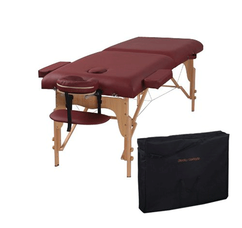 Heaven Massage's two fold massage table