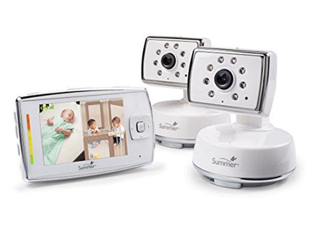 Summer Infant Dual View Digital Colour Baby Monitor