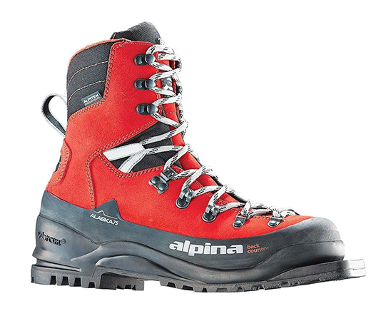 Alphina Alaska 75mm Backcountry Boot