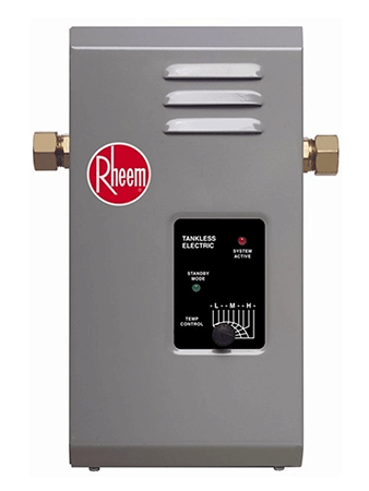 Rheem RTE 7 2.5 GPM Electric Tankless Heater