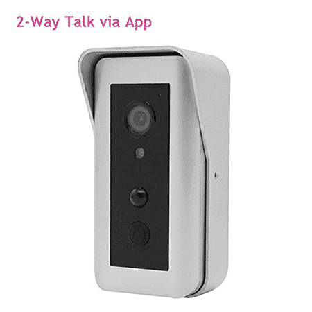 Sourcingbay Wireless Doorbell With HD Camera