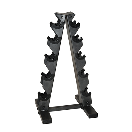 Cap Barbell A Frame Dumbbell Rack