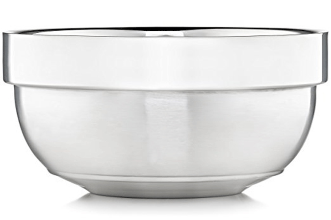 Justice Shaving Company Shave Bowl