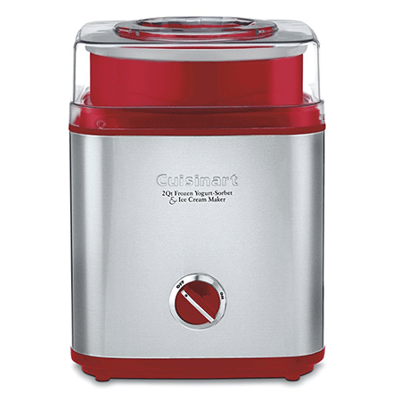 Cuisinart ICE 30R Pure Indulgence Frozen Yogurt Sorbet