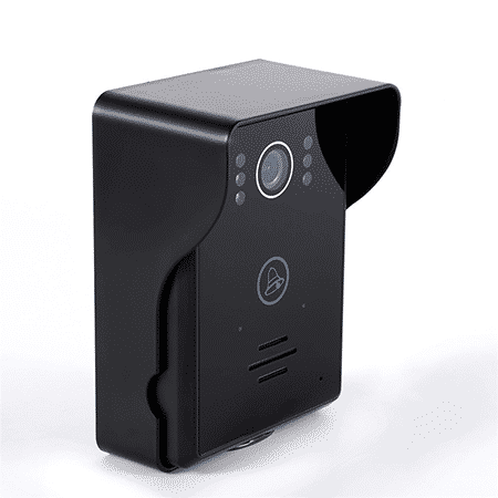 LESHP WiFi Wired Video Doorbell