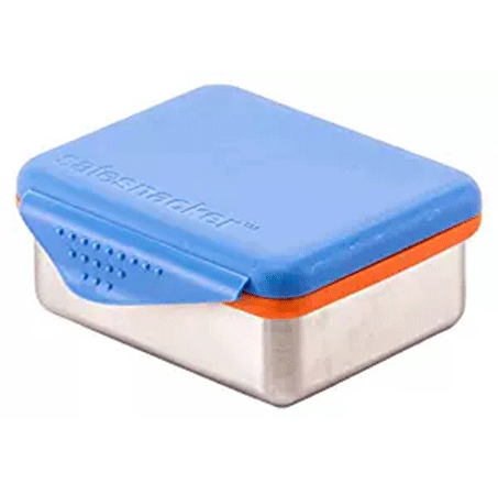 Kid Basix Safe Snacker Stainless Steel Lunchbox Container