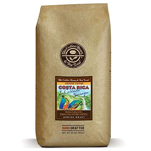 The Coffee Bean & Tea Leaf Costa Rica La Cascada Tarrazu Medium Roast Ground Coffee