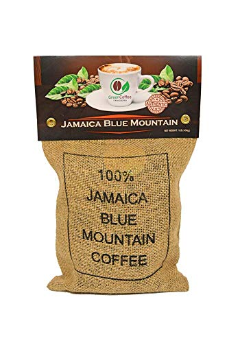 Jamaica Jamaican Blue Mountain Coffee
