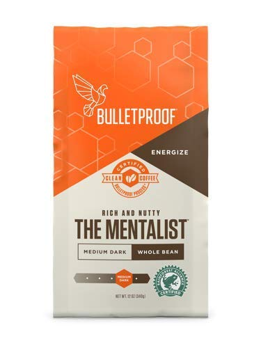 BulletProof The Mentalist Roast Whole Bean Coffee