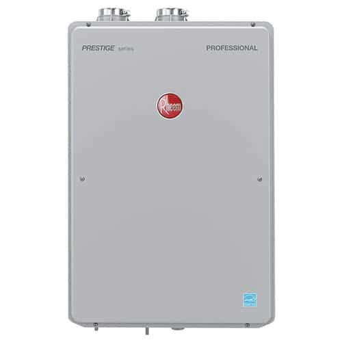 Rheem RTGH-84DVLN Indoor Direct Vent Natural Gas Condensing Tankless Water Heater Low Nox