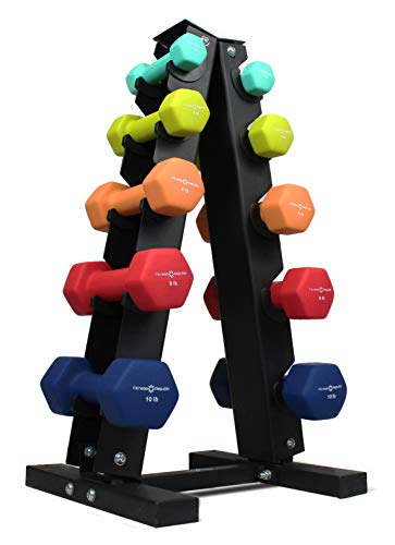 top 10 best dumbbell sets with rack