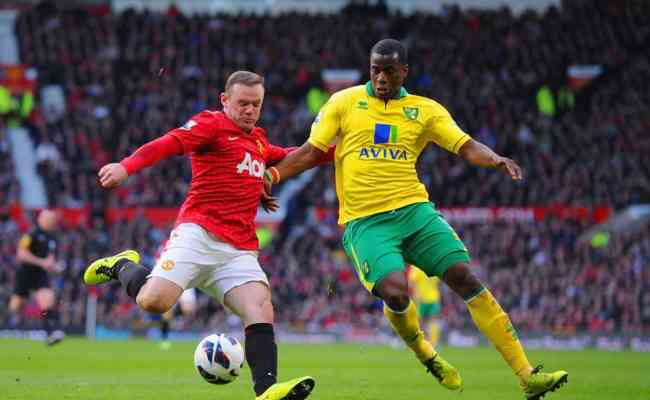 Norwich City Vs Manchester United Lineups