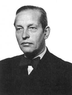 Major Hellmuth Ternberg of the Swedish C-byrån (C-bureau). Source: Wikimedia Commons