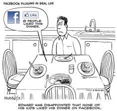 30 Funny Social Media Cartoons You Must See