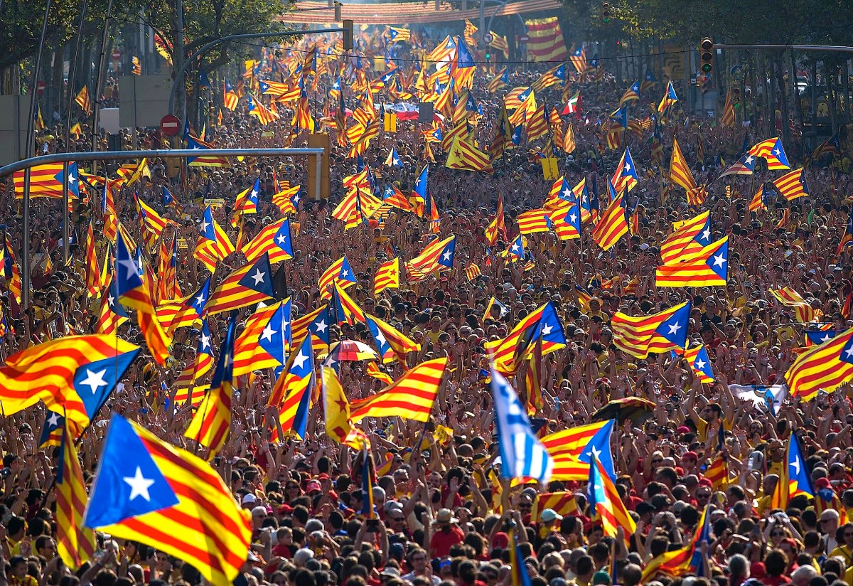 January PF Topic is Catalonia