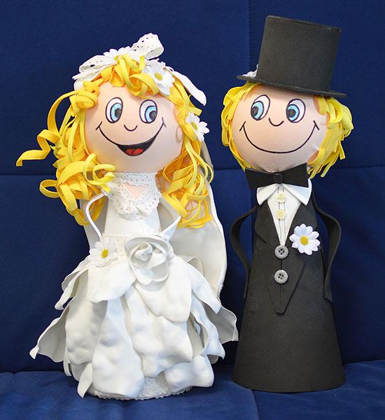 FofuchaFofuchas zur Hochzeit basteln  Bastelshop und