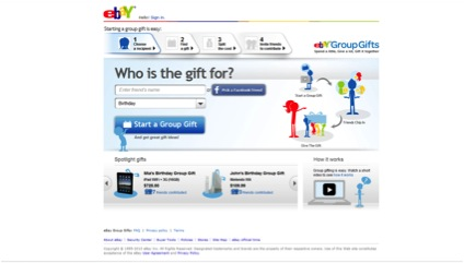 gifts project group buying ebay