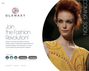 Glamaxy screenshot