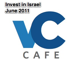 VC Cafe Invest in Israel