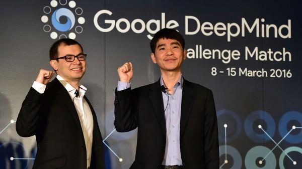 alphago deepmind google AI