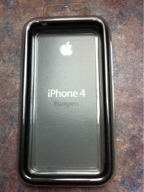 Kostenloser iPhone 4 Bumper