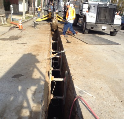 5 Wilshire Joint Trench