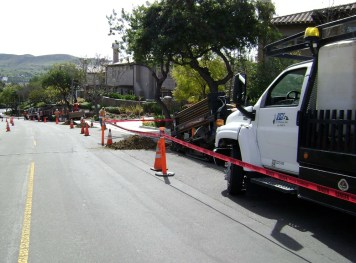 Directional Drilling Conduit installation