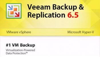 Veeam released Backup & Replication v6 1