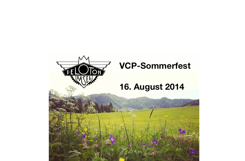 VCP-Sommerfest am 16. August