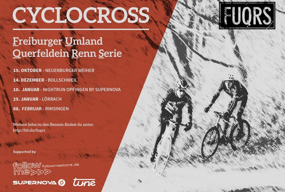 Cyclocross-Rennserie FUQRS
