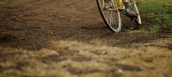 Cyclocross-Tranings