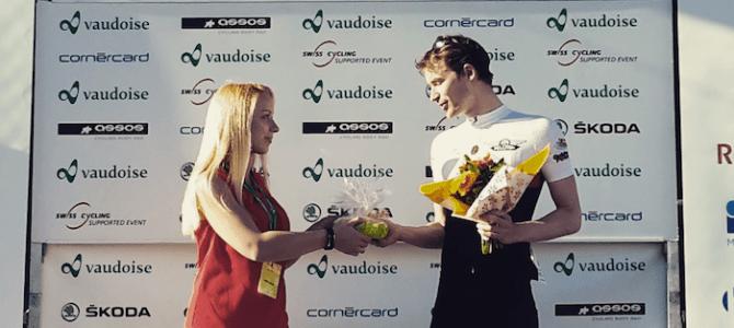 Berner Rundfahrt 2015: Emanuel gewinnt den Bergpreis!