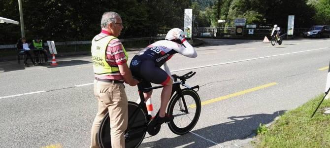 Das VCP Racing Team erfolgreich am Einzelzeitfahren Laufen-Delémont-Laufen!