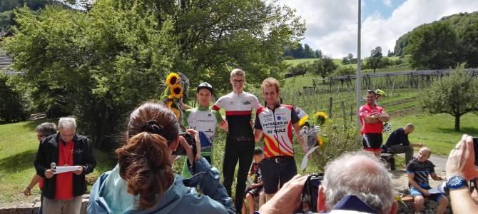 Erneut eine starke Teamleistung vom VCP am Bergzeitfahren Farnsburg