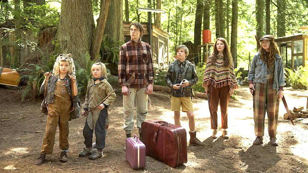 CAPTAIN FANTASTIC | Movie challenges assumptions about proper parenting