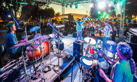 FEELIN' THE GROOVE   Jam band breaks out in Ventura