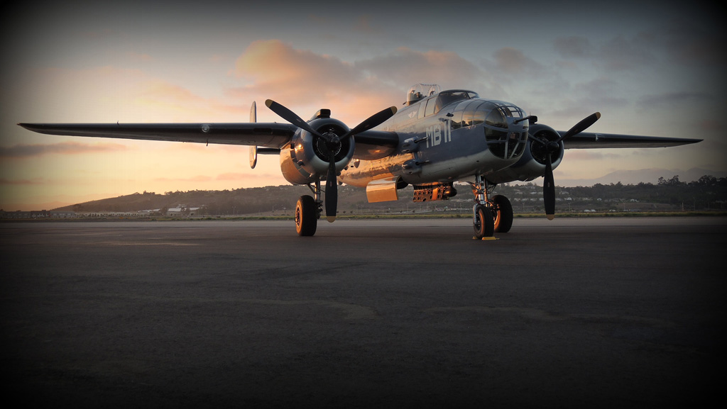 A LABOR OF LOVE   Locals dedicate 23 years to complete $1 million restoration of rare WWII bomber