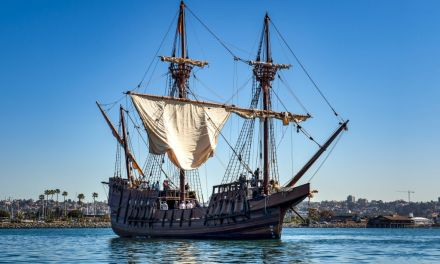 THE SAN SALVADOR SAILS AGAIN | Galleon replica to dock at Channel Islands Harbor