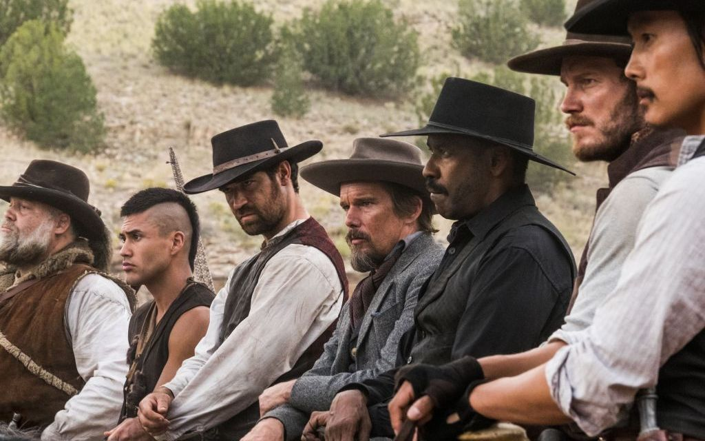 340c42307a65c The Magnificent Seven Directed by  Antoine Fuqua Starring  Denzel  Washington