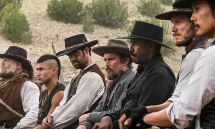 <em>THE MAGNIFICENT SEVEN</EM> | Director Antoine Fuqua shares his love of westerns