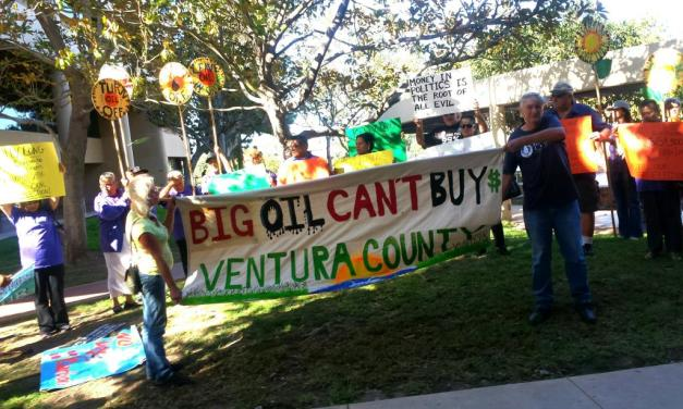 Don't let Big Oil buy Ventura County elections