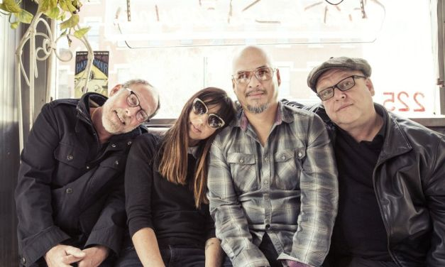 HERE COME YOUR PIXIES   Legendary band caps off theater's amazing month