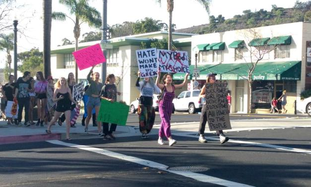 PROTESTS CONTINUE   Ventura County activists see urgent need for protest post-election