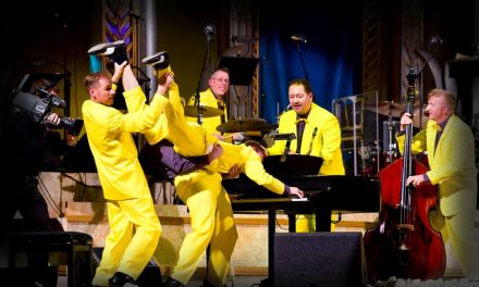 GOING DOWN SWINGING | Jive Aces headline Starlight Swing Night's finale in Ventura