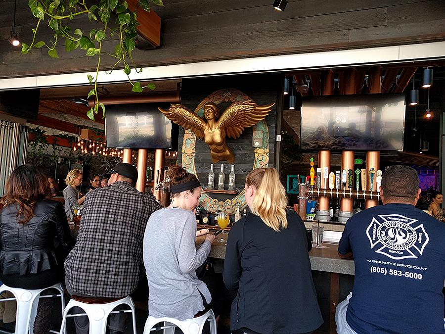 Copper Blues brings the gold to brunch|VC Reporter | Southland ...
