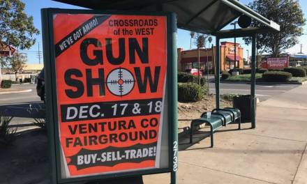 A MATTER OF RESPECT | Gun show ad at Oxnard bus stop irks mother of slain son