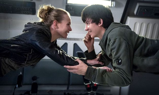 <em>THE SPACE BETWEEN US</em>   Teen romance not out of this world