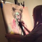 PASSING THE PALETTE | Mentors foster Ojai's next generation of artists