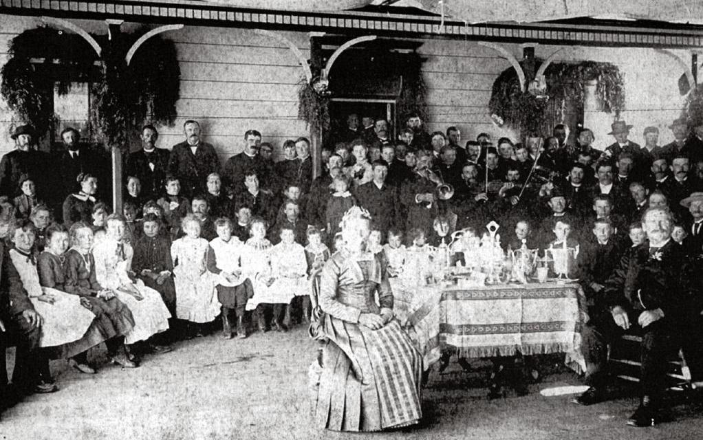 FAMILY TIES | Special 150 year reunion of the kin of Ventura County settlers