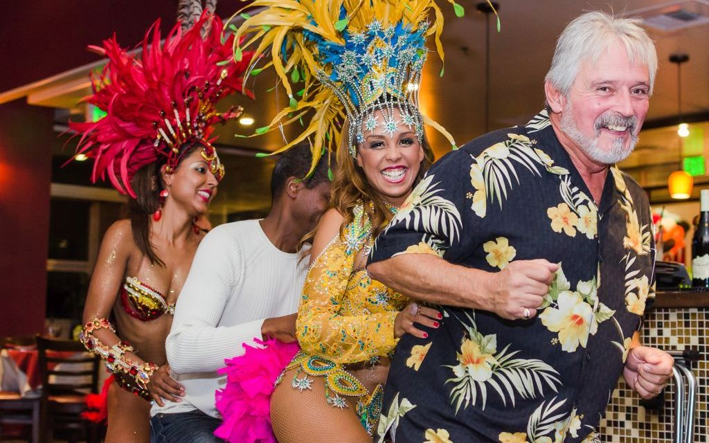 JUST DANCE!  Local cultural entertainers ramp up the sensory experience